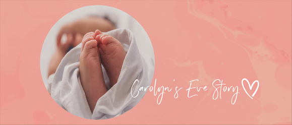 Eve Helped Me Conceive Naturally: Carolyn's Story