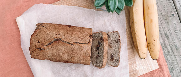 RECIPE: Eve's Flourless Banana Bread