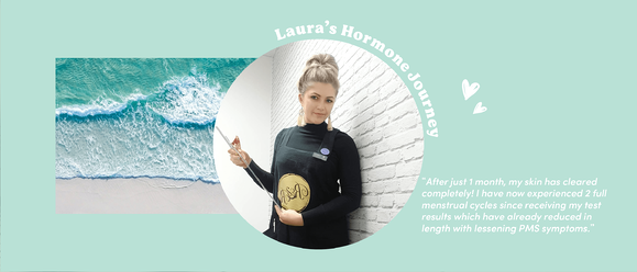 Laura's Journey With Hormonal Acne