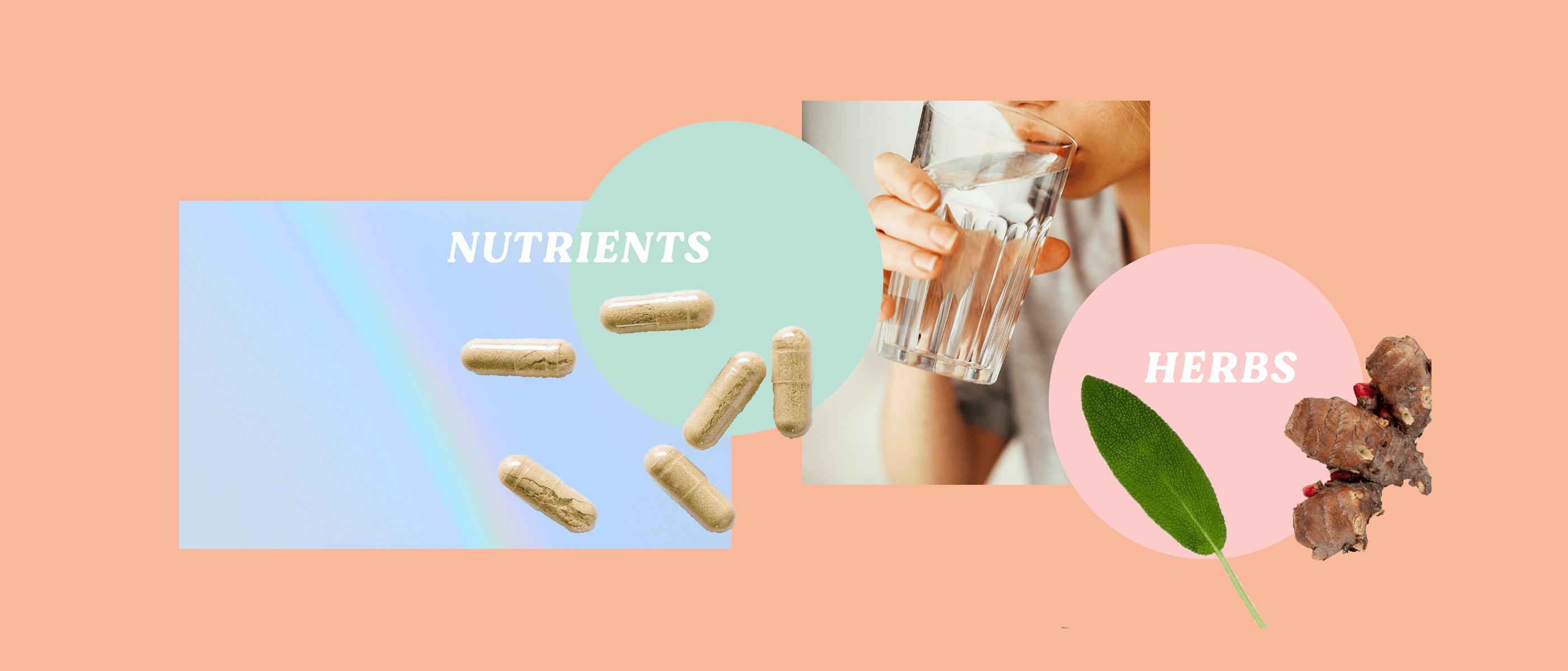 5 Herbs & Nutrients For Balanced Hormones
